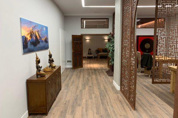 Lumbini Garden Foundation - Madrid Headquarter.